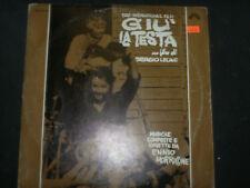 Ennio Morricone - Giu' La Testa - LP