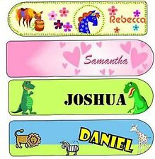 Personalised METAL Book Mark -Custom made - KID Designs