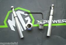 MGZR MG ZR Upgraded Alloy Door Locking Pins With Eschusions Kit Brand New