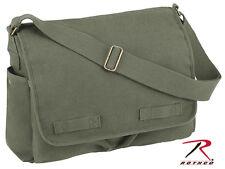 Olive Drab Heavyweight Classic Messenger Bag Rothco 9148
