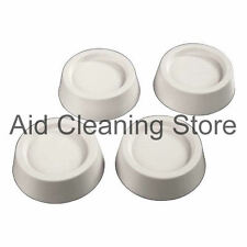 4 x Anti-vibration Feet For Hotpoint Indesit Washing Machines Shock Absorbers