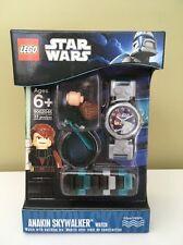 Lego Star Wars Anakin Skywalker  Wrist-Watch 9002045  NEW Free Shipping