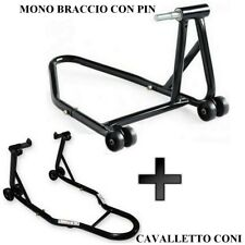Cavalletto Moto Monobraccio + Anteriore Cono mv agusta f3 f4 brutale rivale