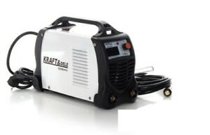 KD844 250Amp MMA ARC Welder Inverter Welding 230V 50Hz Portable Light Kraft Dele