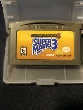 Super mario advance 4: super mario bros. 3 GBA