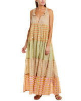Yvonne S Hippy Maxi Dress Women's Brown S