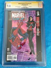 Ultimate Marvel Team-Up #14 - Marvel - CGC SS 9.6 NM+ - Signed by Terry Moore