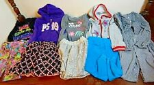 Girls Clothing Lot Stars Hoodie Carters Holiday Skirt Blouse Houndstooth Pants 5