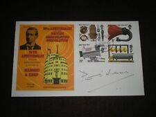 1972 GB Stamps BBC FIFTY YEARS Signed PETER O'SULLEVAN FDC HORSERACING SOUTHEND