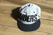 Mitchell and Ness Vintage Collection Raiders Fitted Hat 7 5/8