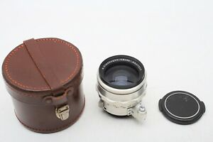 Carl Zeiss 35mm f2.8 Flektogon 35/2.8 Prime Wide 9 Blade Lens+Exakta/Topcon+NICE
