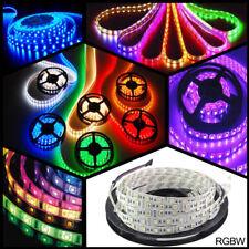 24V 5m RGBWW (RGB+Warmweiß) 4 in 1 LED Band Streifen LED Strip Stripes 5050/3528