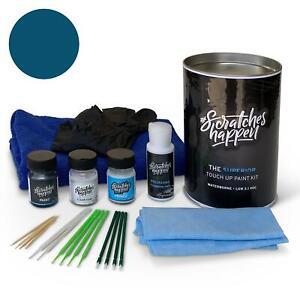 Exact-Match Touch Up Paint Kit - BMW Island Blue (C2M/WC2M)