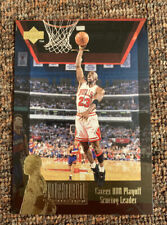 1996 Topps Michael Jordan / UPPER DECK / NBA / Karte / Collection/ Sammelkarten