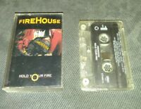 Firehouse: Hold Your Fire - Audio Cassette