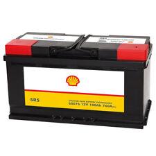 Shell SR5 Autobatterie 12V 100AH Starterbatterie ersetzt 95Ah Batterie