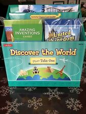 Lakeshore Discover The World Adventure Cards