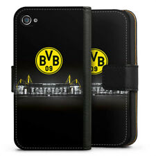 Apple iPhone 4 bolso funda flip case-BVB estadio