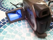 JVC Digital Video Camera GR-D347U  FOR PARTS OR NOT WORKING