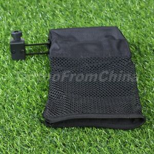 1PC Tactical Ammo Brass Shell Catcher Collector Mesh Nylon Trap Bag Pouch