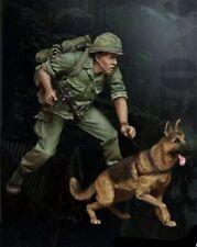 1/35 Resin Figure Model Kit Vietnam War US Soliers Unpainted Unassambled