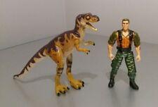 Rare Jurassic Park The Lost World Junior Baby T-Rex JP42 figure 1997