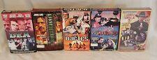 Lot of 5 Spanish VHS B Movies Volver al Infierno, Informe Secreto Del DEA y Mas!