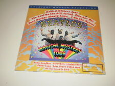 THE BEATLES  Magical Mystery Tour  MFSL LP PROMO 1981 MADE IN U.S.A W/INSERTS FT