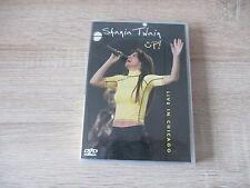 Shania Twain  ÜP!  Live In Chicago  DVD  Musik POP