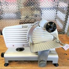 Avantco Electric Meat Slicer - Silver