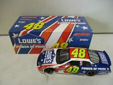 Action 2003 Jimmie Johnson Lowes Power of Pride 1/24