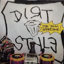 DJ Qbert Sealed Breaks Battle Record Skratchy New! Thud Rumble Dirt Style Black