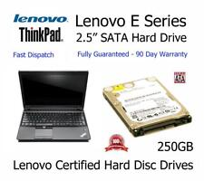 250gb Lenovo Thinkpad Edge E525 6.3cm Sata Disco Duro para Portátil