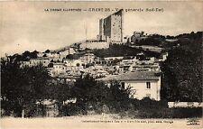 CPA La Drome Illustre - Crest 35 - Vue generale (369506)