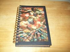 """PAUL GOODNIGHT """"LINKS & LINEAGE""""  Hard Cover Spiral Writing Book"""