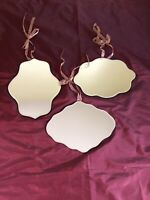 Better Homes & Gardens Mirrors  Set 3 Vintage Home Interiors & Gifts GTC New