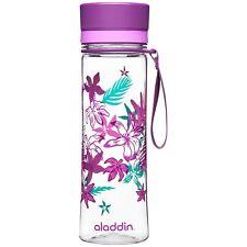 Aladdin Aveo Hydration Water Juice Bottle , Purple Print, 0.6 Litre
