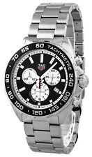 Tag Heuer Formula 1 Chronograph Black Dial 43mm Men's Watch Caz101e.ba0842