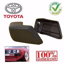 Toyota Corolla KE70 KE72 TE70 REAR Bumper Rubber Corner Guard TE71 Pair End Cap