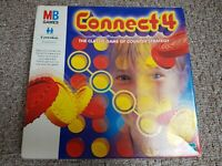 Vintage Connect 4 Board Game. Kids Family All ages 2 players. MB Games / Hasbro.