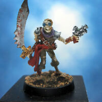 Painted Privateer Press Miniature Warmachine Revenant Pirate II