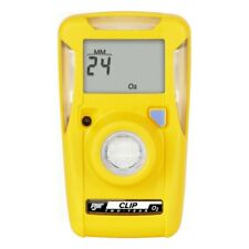 BW Technologies BWC2-X Single-Gas Detector - Yellow- O2 SENSING! New in box!