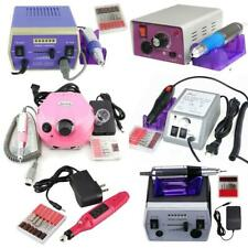 Electric Nail File Drill Kit Machine Manicure Salon Tool Pedicure Machine Set