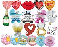 Hochzeit Liebe Baby FOLIENBALLONS MEGA GROSSE AUSWAHL Helium XL Luftballon
