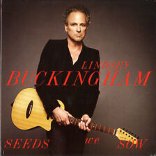 Lindsey Buckingham ‎– Seeds We Sow on Red Vinyl 2LP Back On Black ‎NEW/SEALED
