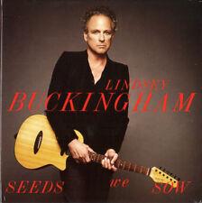 Lindsey Buckingham – Seeds We Sow on Red Vinyl 2LP Back On Black NEW/SEALED