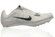 Nike Mnes Zoom Long Jump 4 Track Spikes - 415339 003 - White/Black