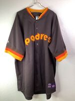 Cooperstown Collection Majestic San Diego Padres 3x jersey Vintage Baseball