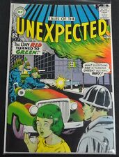 TALES OF THE UNEXPECTED #85 - 1964 (6.0) THE DAY RED TURNED TO GREEN!