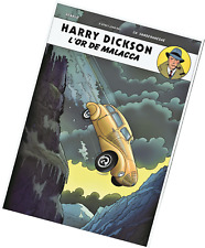 Harry Dickson, Tome 13 : L'or de Malacca
